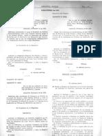 Ley de Defensa Social No. 1292 de 1932