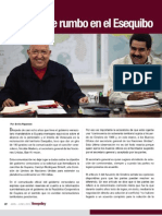 Cambio de rumbo en el Esequibo por Emilio Figueredo