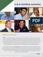 El nuevo rumbo de la Cancillería Venezolana