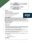 Mprwa Special Meeting Packet 10-25-12