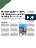 Turismo e Impuestos Peru