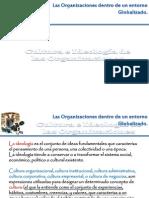 Cultura e Ideología de las Organizaciones