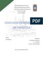 La Petroquimica en Venezuela