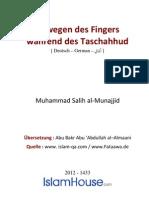 Bewegen Des Fingers