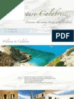 Calabria Depliant