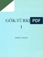 Göktürkler - Ahmet Taşağıl 1.cilt (3 Cilt)
