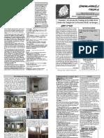 EMMANUEL Infos (Numéro 33 du 19 AOÛT 2012)