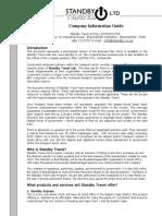 Taxi Investor Summary July 2012l
