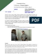 Communique de Presse - Premier Emploi Webserie