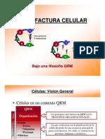 Manufactura Celular 1