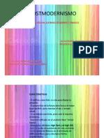 Microsoft PowerPoint - Historia Postmodernismo