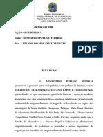 Decisão Suzano Maranhão