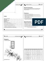 Manual 5bcac t05 en 5d