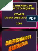 CURSO FAST PARA CATEQUISTAS