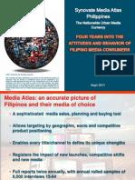 4 Years Into the Attitudes and Behavior of Filipino Media Consumers