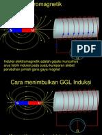 ppt.induksi elektromagnetik