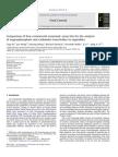 Metodo Analitico Fosforados e Carbamatos
