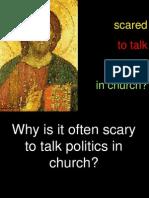 Politics in Church