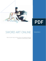 Sword Art Online - Novela Ligera Vol 1
