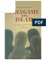 Polygamy in Islam (Www.islam.co.Cc)