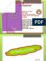 Alteraciones de La Lengua Patologia II