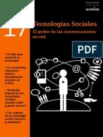 Tecnologias Sociales - El Poder de Las Conversacioens en Red.