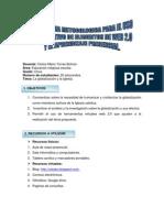Propuesta Para El Uso Cooperativo de Web 2.0 y Aprendizaje Presencial.