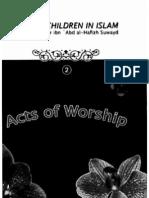 Raising Children in Islam - Act of Worship