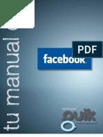 Manual para el uso de Facebook