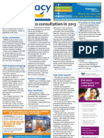 Pharmacy Daily for Mon 29 Oct 2012 - Registration, Code of Conduct, Botox, MSD, Alan Russell and much more
