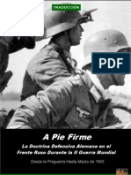 A Pie Firme Doctrina Defensiva Alemana - Delaguerra.net