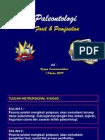 Fosil&F-Isasi - Kuliah 1&2 (Oct 2009)