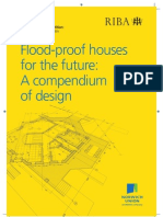 Norwich Union Flood Proof House of the Future