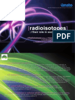Applies of Radioisotopes
