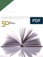 Catalogo 2011 PARRAMON