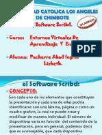 Diapositivas Software Scribd