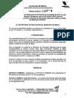 1305- Por La Cual Se Modifica La Resolucion No. 978 Calendario Academico 2012