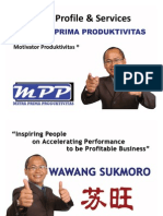 MPP Company Profile Publish