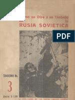 71888298 Como Se Vive y Se Trabaja en La Rusia Sovietica