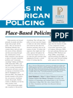 Weisburd (2008) - Place-Based Policing
