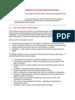Event Management Sample