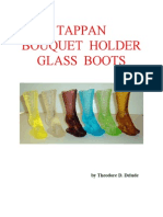 Tappan Bouquet Holder Boots