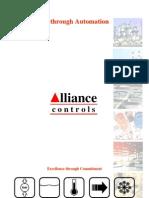Alliance Ctrls Catalog