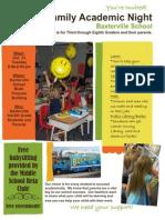 family academic night flyer2012corrected