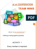 cooperation ppt