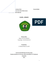Tutorial Klinik Papil Atrofi Mu2n-Pre Edit