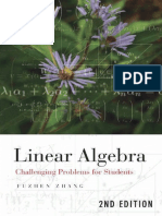 Linear Algebra - Challenging Problems for Students - Fuzhen Zhang (1)