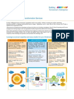 Infrastructure Transformation Services