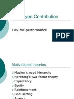 Employee Contribution 7