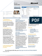 SharePoint 2010 Developer IT PRO LearningGuide 092010 Final